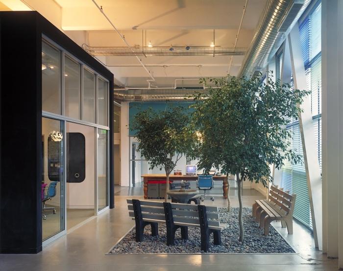 Nội Thất Văn Phòng Cực Kì Độc Đáo Của KBP West Offices- San Francisco, California