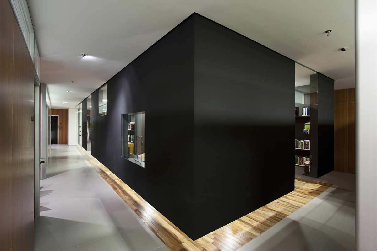 Crazy Law Office Building Design