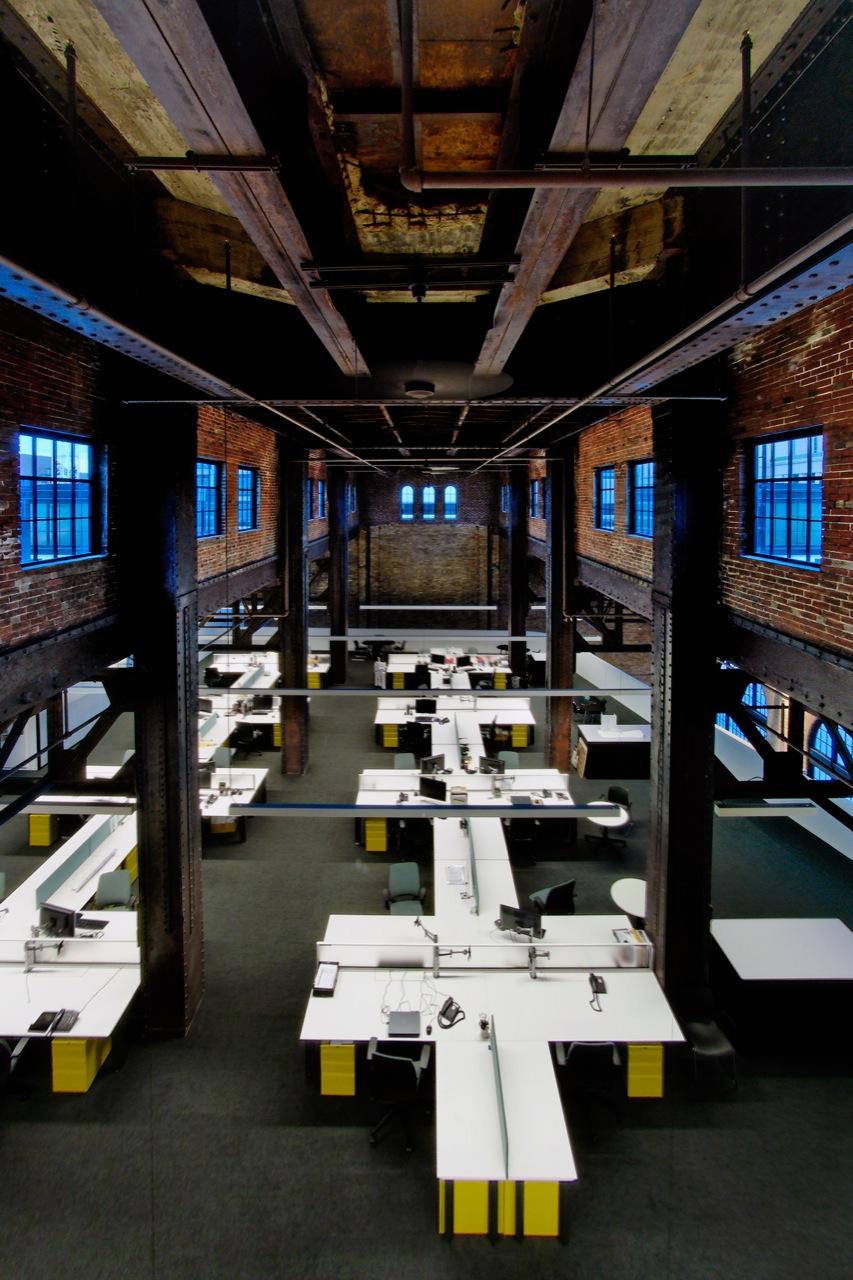 Cannon design regional offices by cannon design karmatrendz for St louis interior design firms
