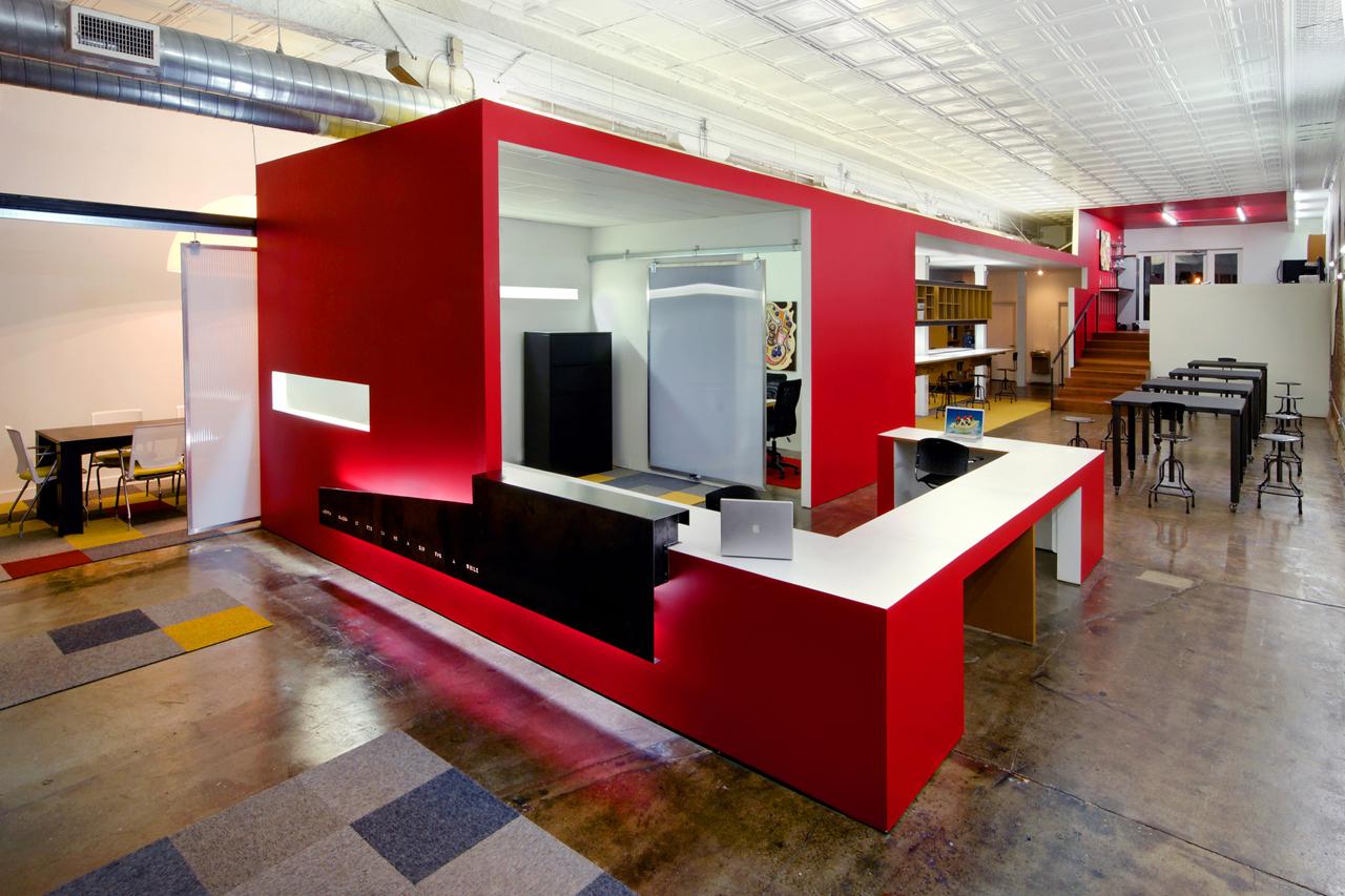 Andy S Frozen Custard Home Office By Dake Wells