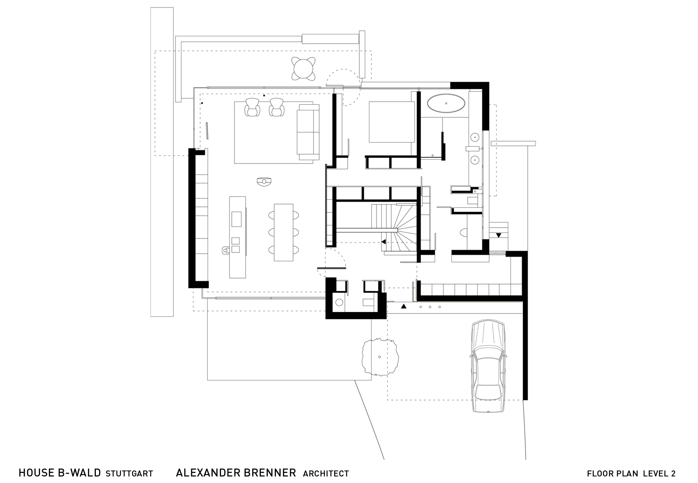 House B Wald By Alexander Brenner Karmatrendz