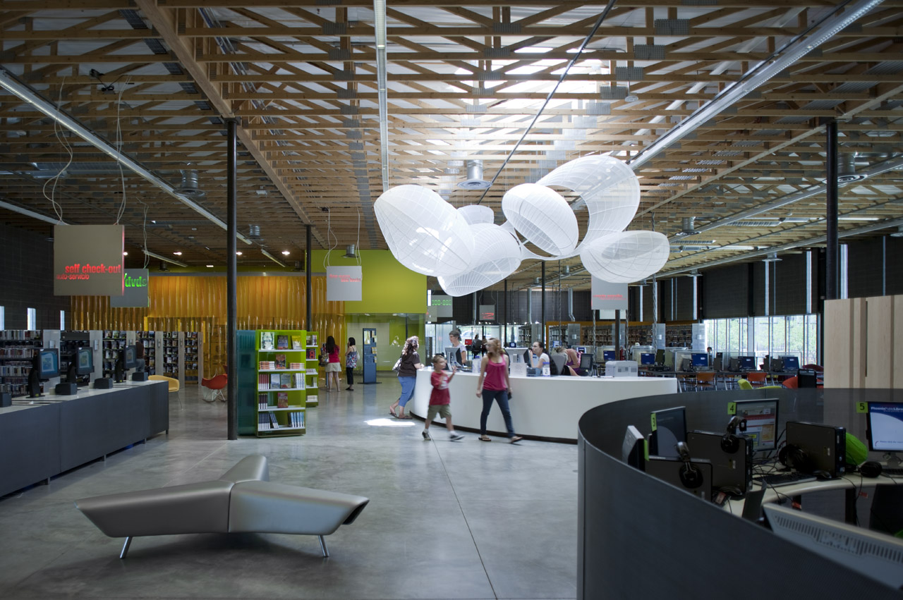 Agave Library By Will Bruder Partners Karmatrendz