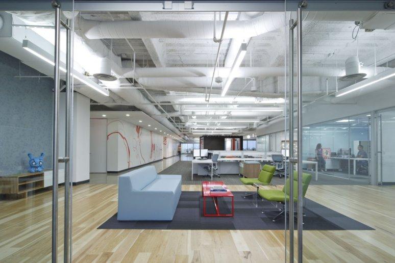 dreamhost office interior by studio oa atlassian offices studio sarah willmer