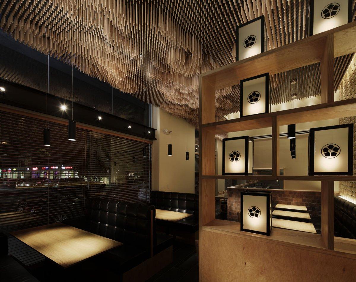 Tsujita La Ceiling Installation By Takeshi Sano Karmatrendz