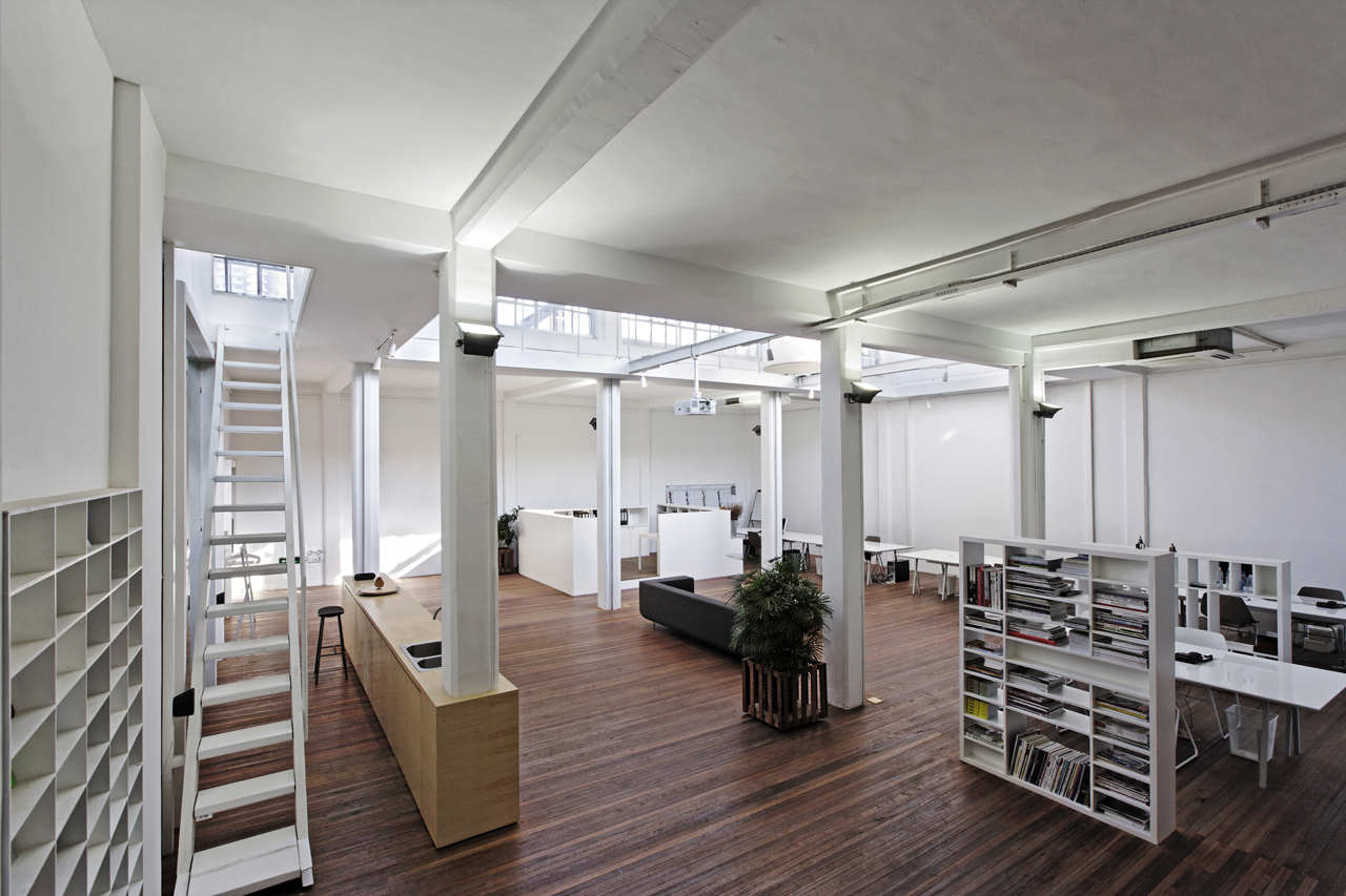 Xl Office Space By Great City Architecture Karmatrendz