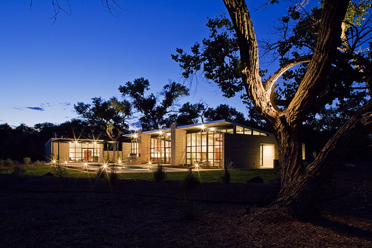 Flyway View House By Jon Anderson Architecture Karmatrendz