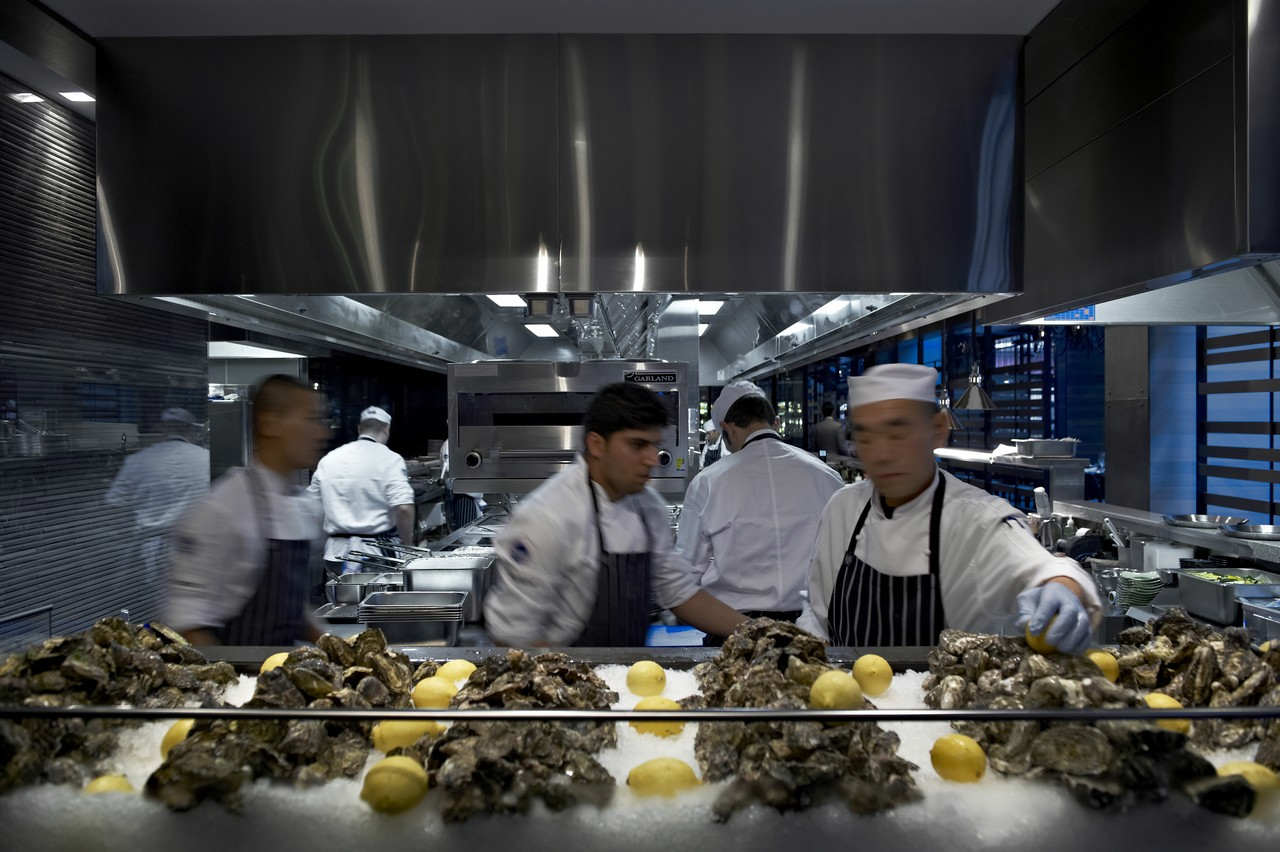 The Atlantic Restaurant By Blackmilk Interior Design