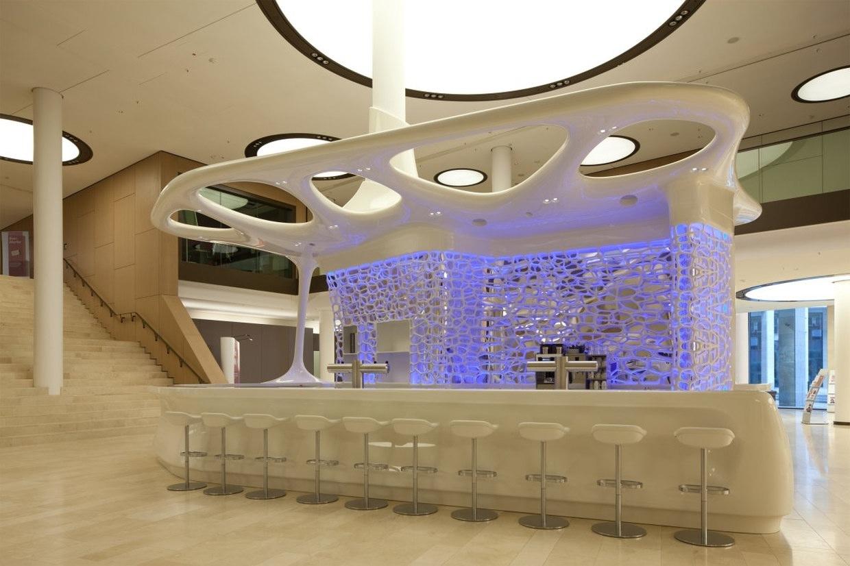 Pwc Caf 233 Reception Desk By Joi Design Karmatrendz