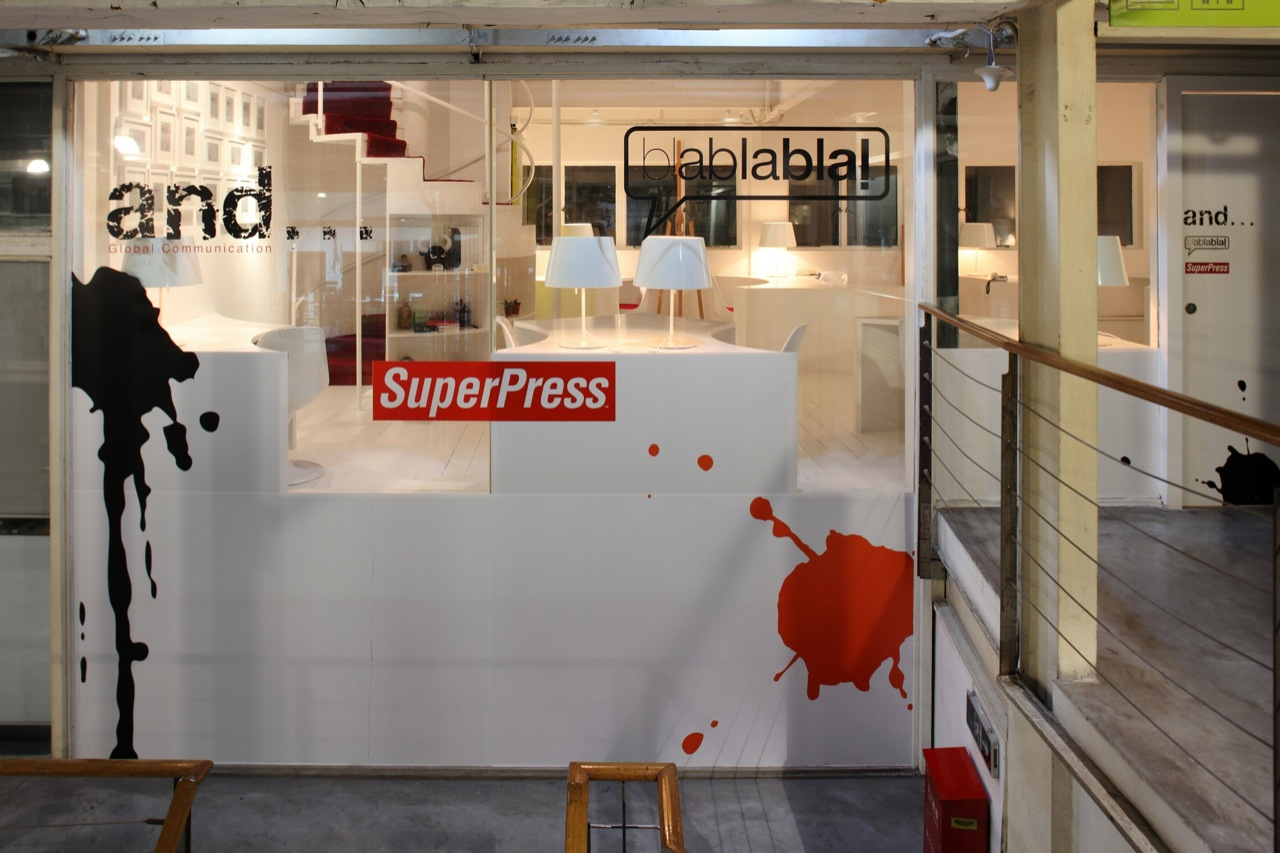 And superpress superbla office by naço architectures karmatrendz