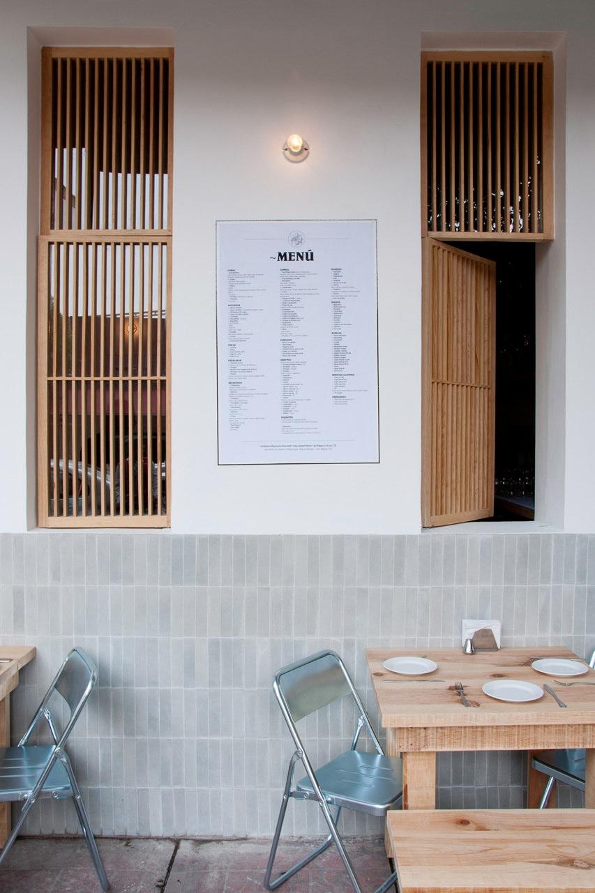 Cantina mexicana restaurant by taller tiliche karmatrendz