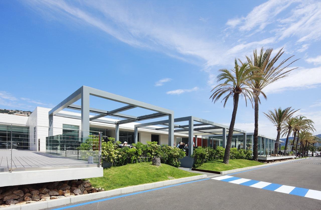 Club de vela by sct estudio de arquitectura karmatrendz for Estudio de arquitectura
