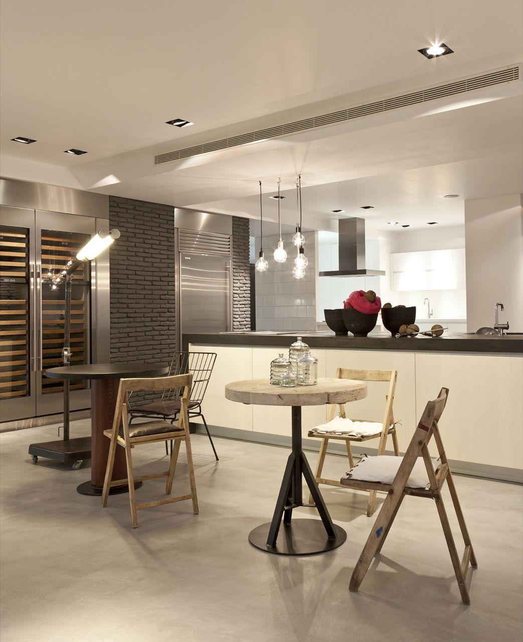 Bagno Design Kitchens : Moda bagno interni showroom by k studio karmatrendz
