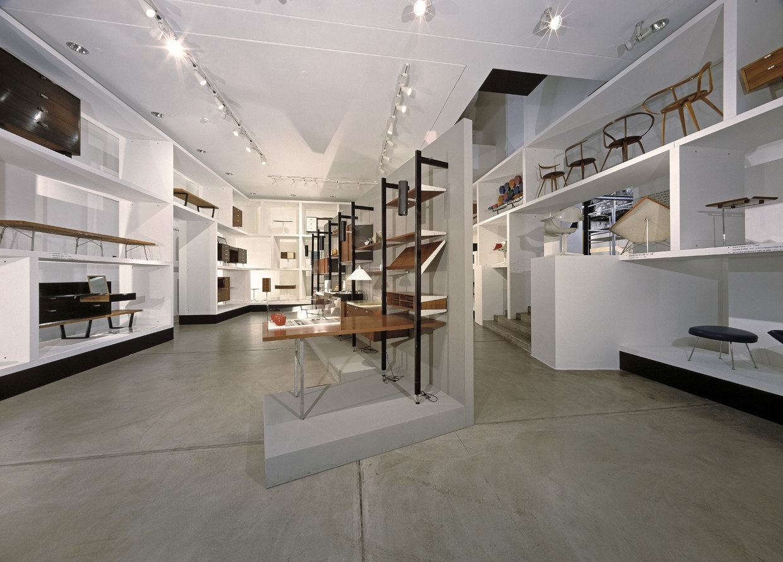 Vitra design museum george nelson installation karmatrendz for Vitra design museum