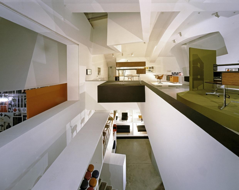 vitra design museum george nelson installation karmatrendz. Black Bedroom Furniture Sets. Home Design Ideas