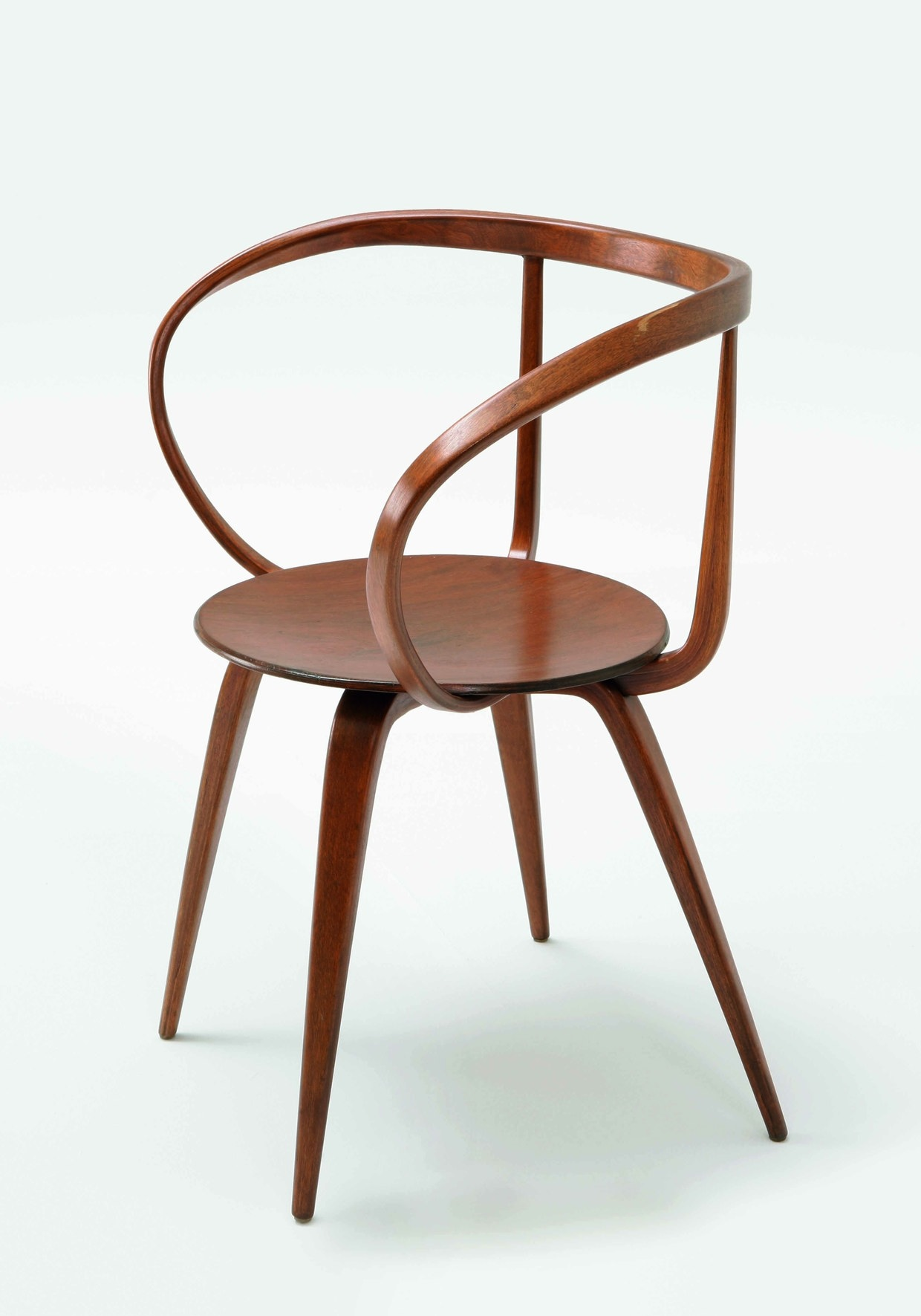 European style office furniture valentineblog net - Cone Chair By Verner Panton Vitra Design Museum For Sale At 1stdibs