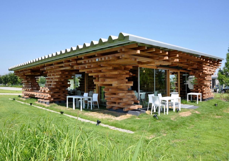 фото деревянных кафе выражения