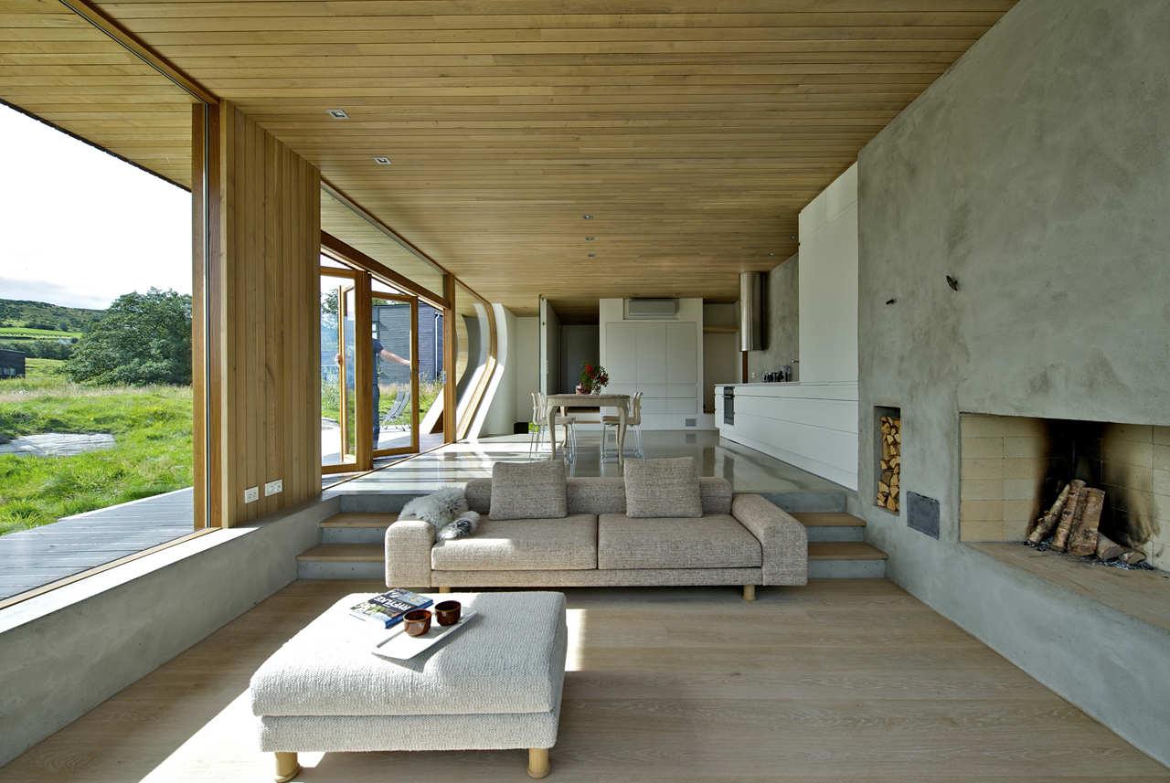 Dalene cabin by tommie wilhelmsen karmatrendz - Presupuesto jardin ...