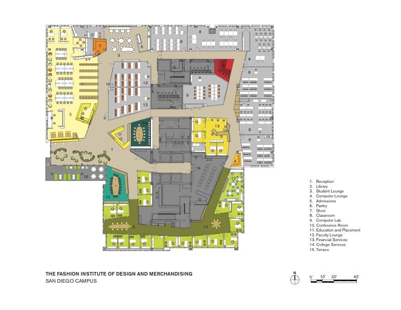 Fashion Institute Of Design And Merchandising Los Angeles Campus