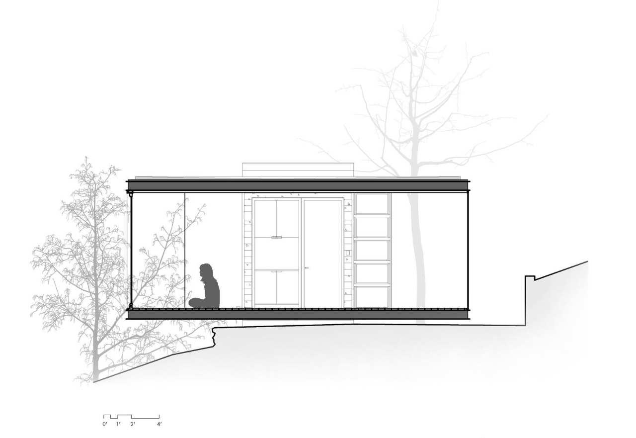 Tea Houses By Swatt Miers Architects Karmatrendz