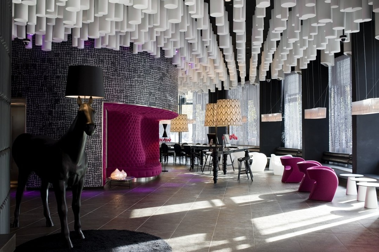 Barcel raval hotel by cmv architects karmatrendz for Design hotel barcelona