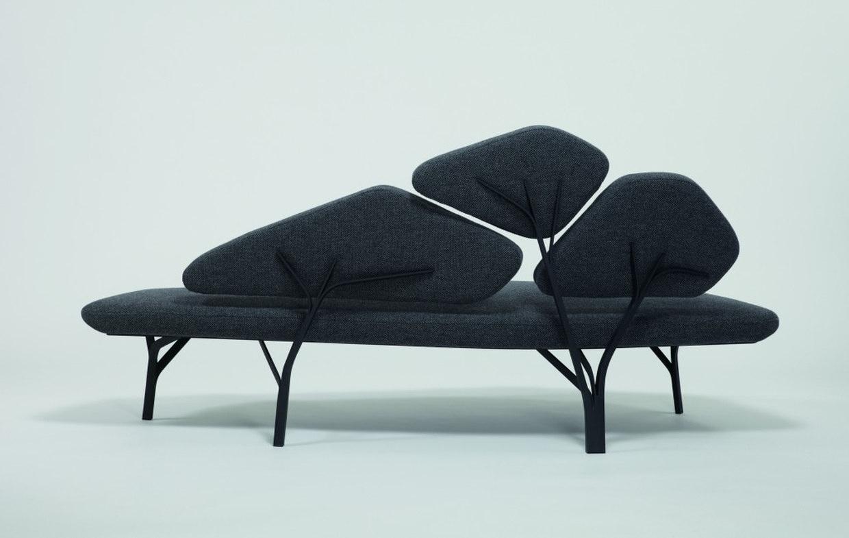 Borghese Sofa by Noé Duchaufour Lawrance for La Chance | KARMATRENDZ