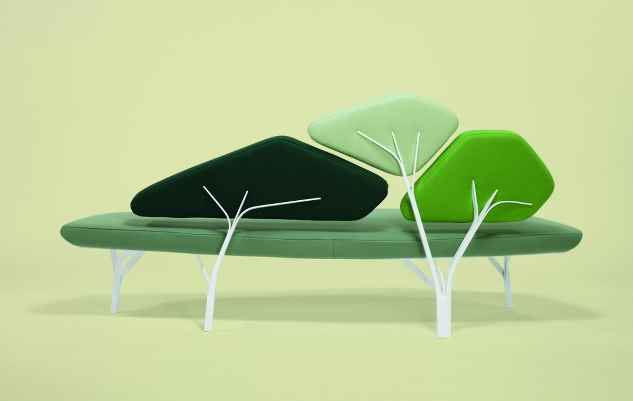 Borghese Sofa by Noé Duchaufour Lawrance for La Chance | KARMATRENDZ