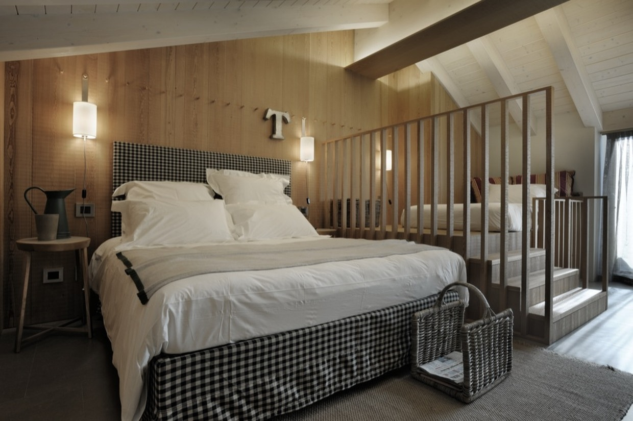 Eden hotel by antonio citterio patricia viel and partners karmatrendz - Bois de recuperation decoration ...