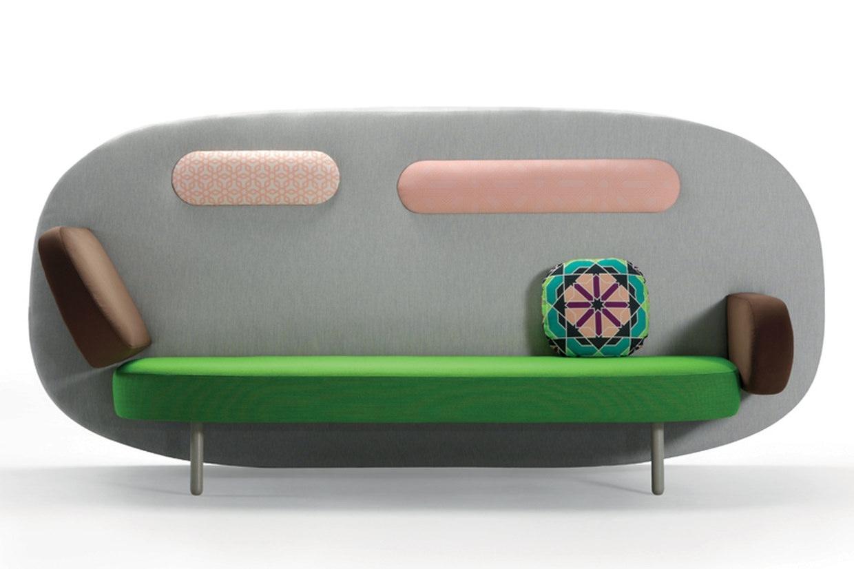 Float Sofa By Karim Rashid For Sancal Karmatrendz