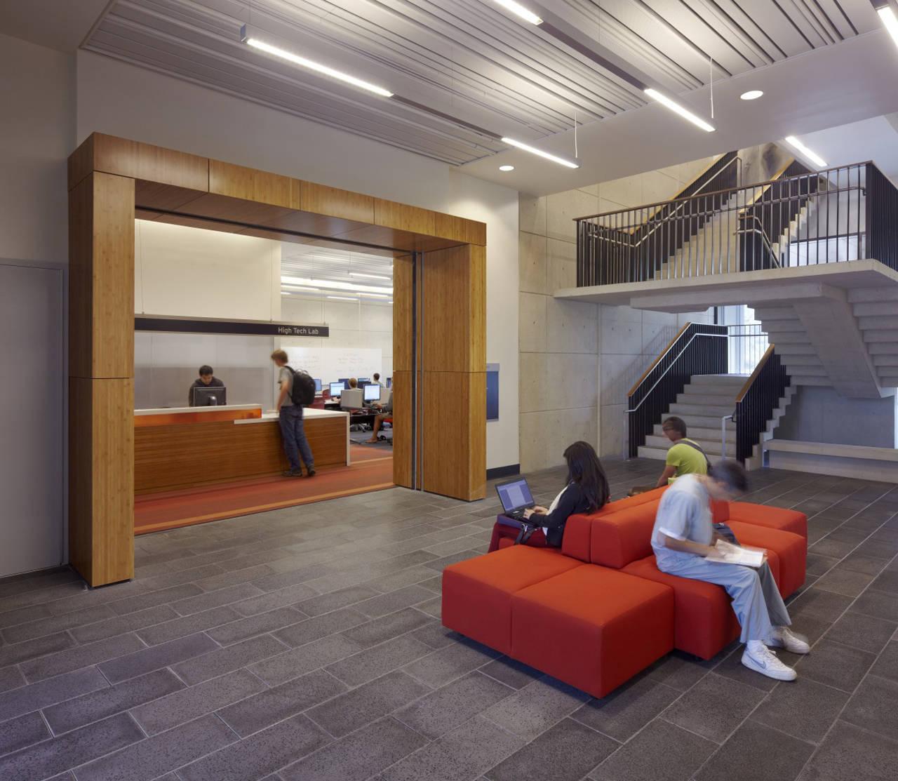 Golden west college by steinberg architects karmatrendz - Interior design jobs in california ...