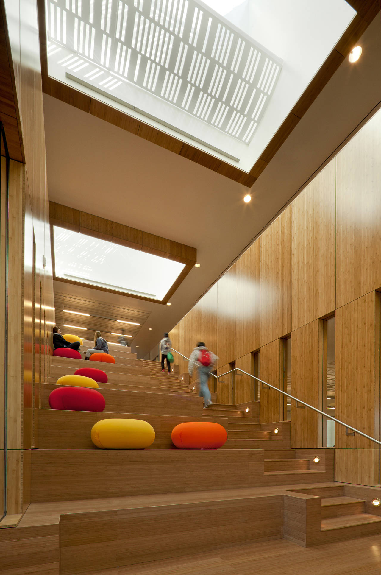 Golden west college by steinberg architects karmatrendz - What do you learn in interior design school ...