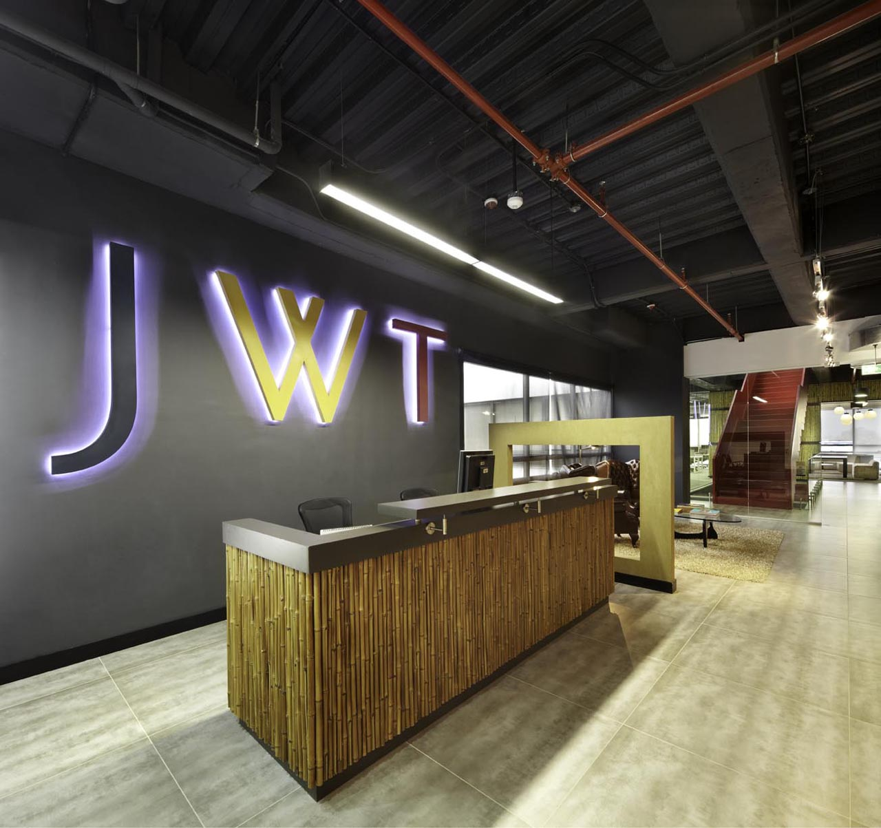 Jwt New York Office New York City Business insider tbwa Jwt Office