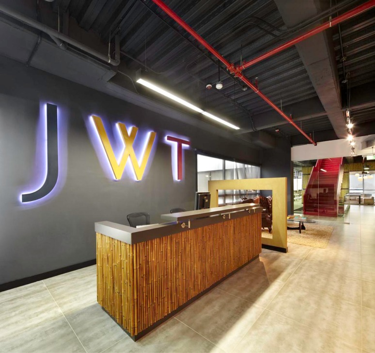 Jwt bogot headquarters by aei arquitectura e interiores for Arquitectura design interiores
