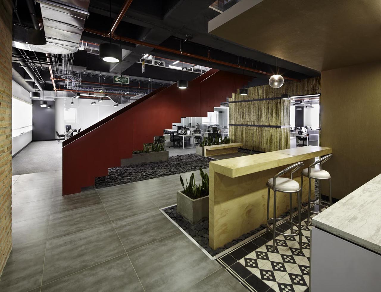 Jwt Bogot Headquarters By Aei Arquitectura E Interiores