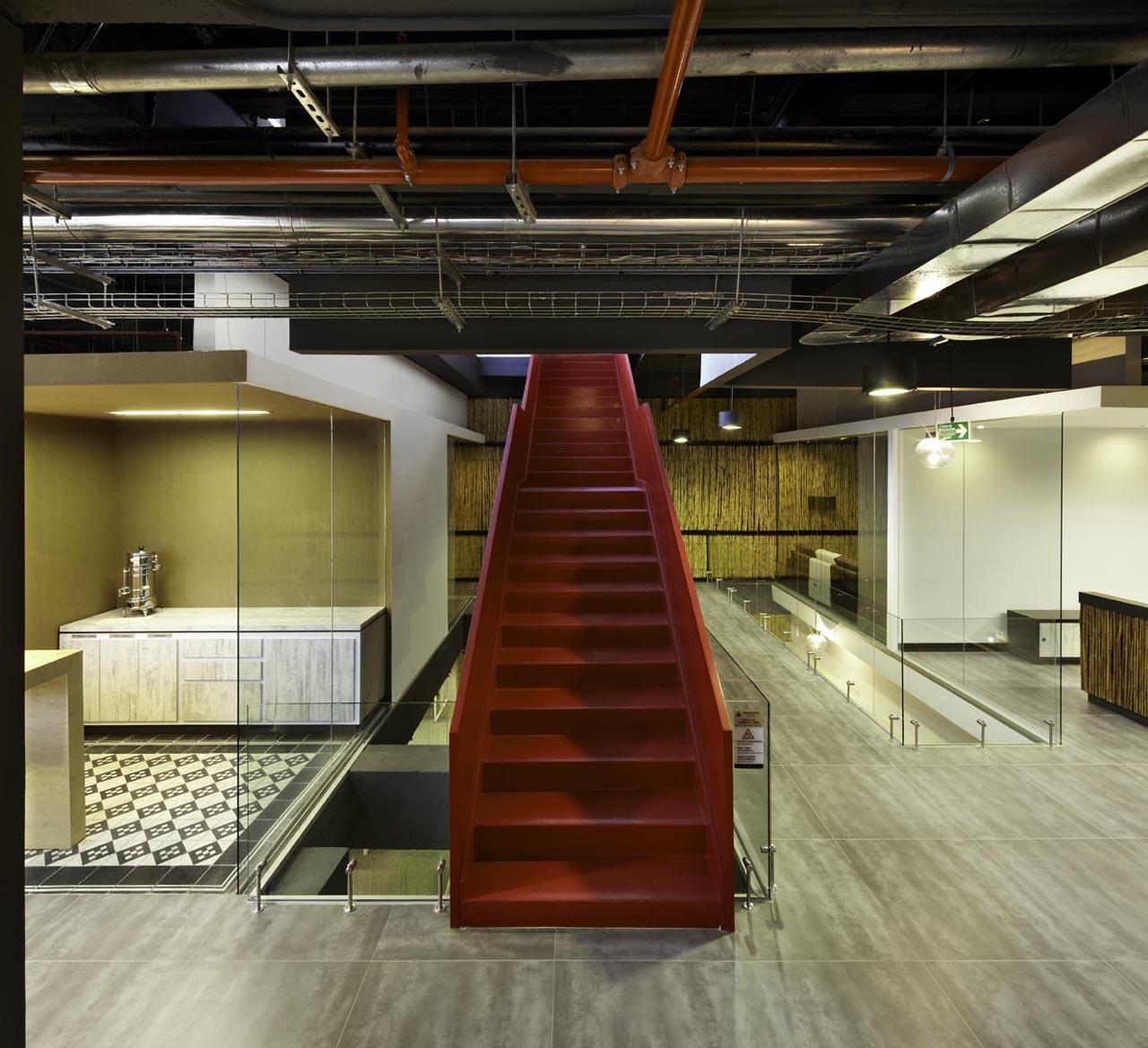 Jwt bogotá headquarters by aei arquitectura e interiores karmatrendz