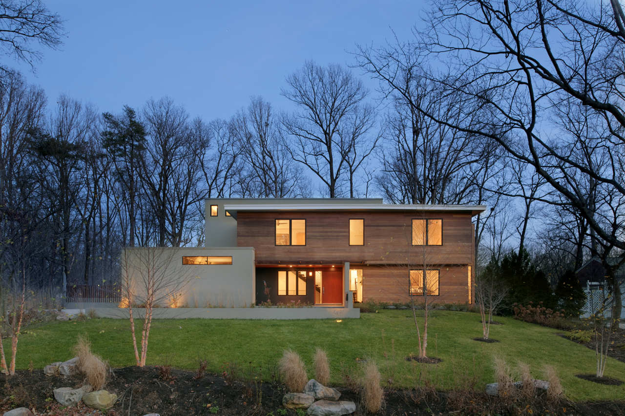 Lakefront Residence By Moore Architects Karmatrendz