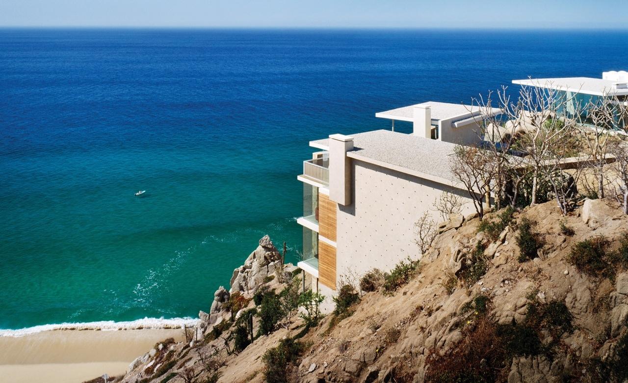 Casa finisterra by steven harris architects karmatrendz - Cabo finisterra ...