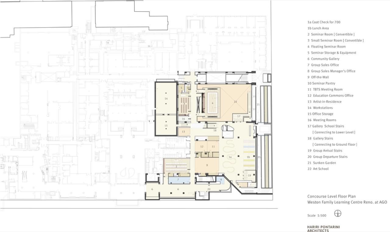 The Weston Family Learning Centre by Hariri Pontari