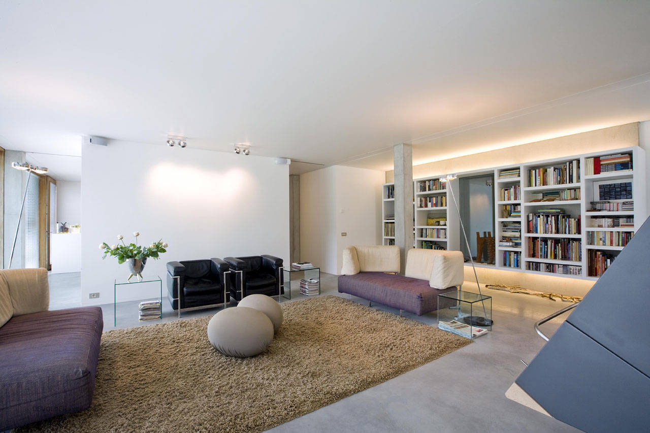 ViaHouse and Design Studio in Kortrijk by Devolder Architecten  . Studio Home Design. Home Design Ideas