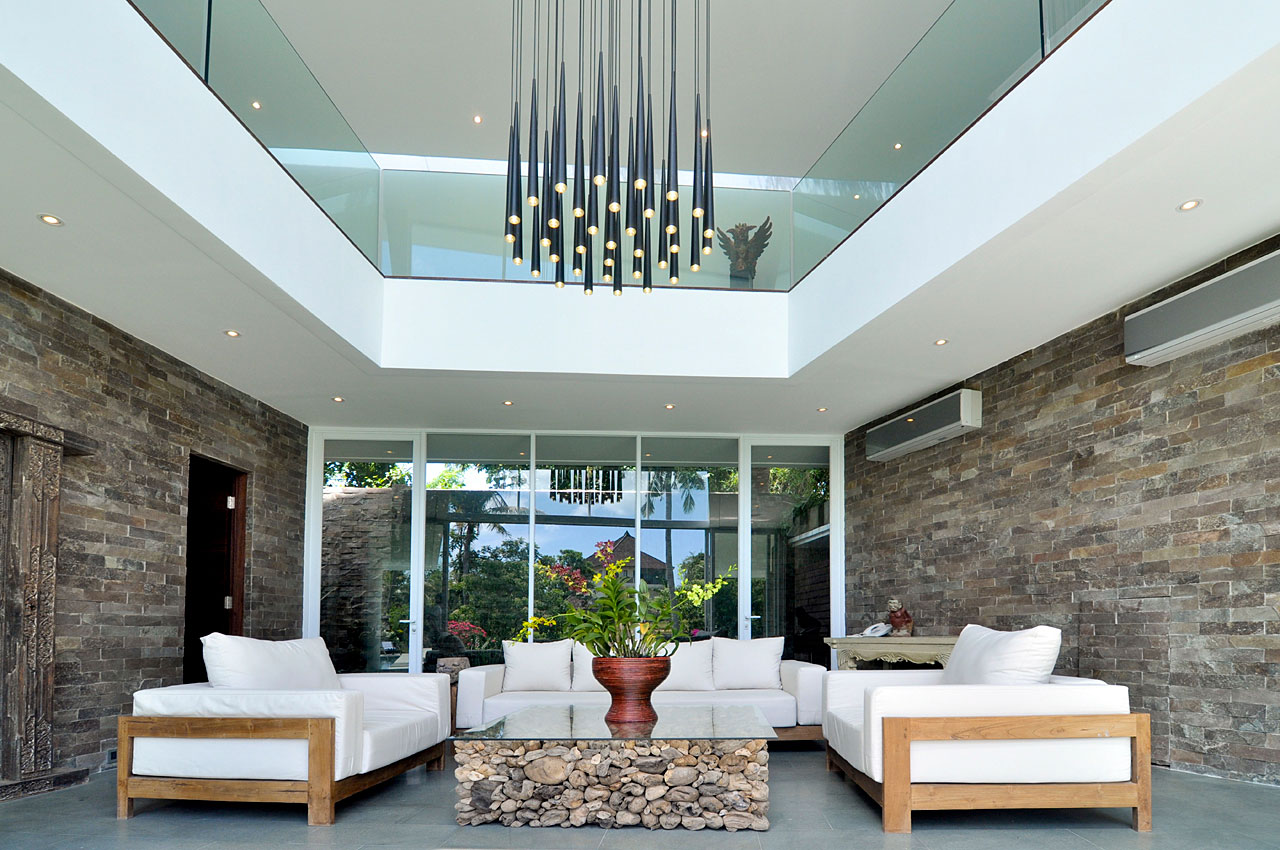 V2 ashoka canggu by mencke vagnby karmatrendz for Pendant lighting for high ceilings