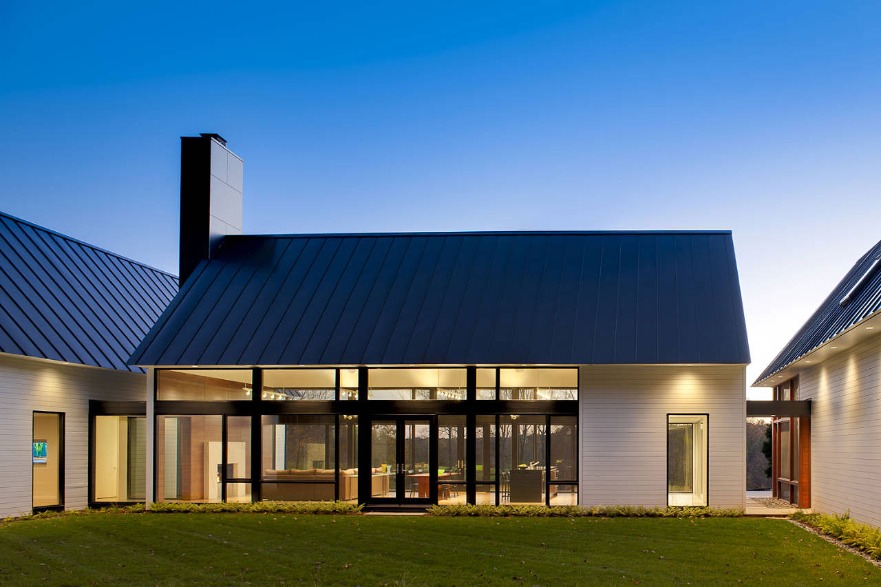 Architects: Robert M. Gurney Architect Location: Albemarle County,  Virginia, USA Project