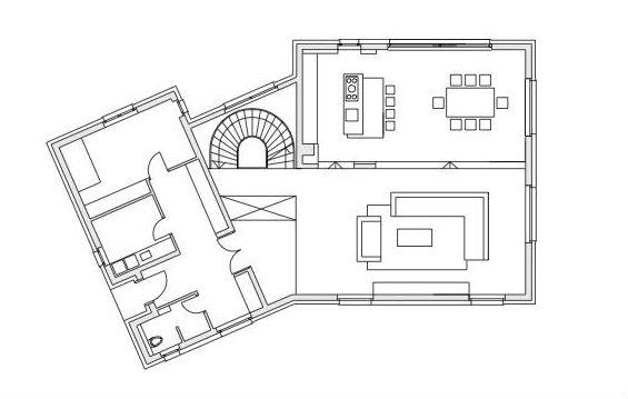 jelenovac residence by dva arhitekta