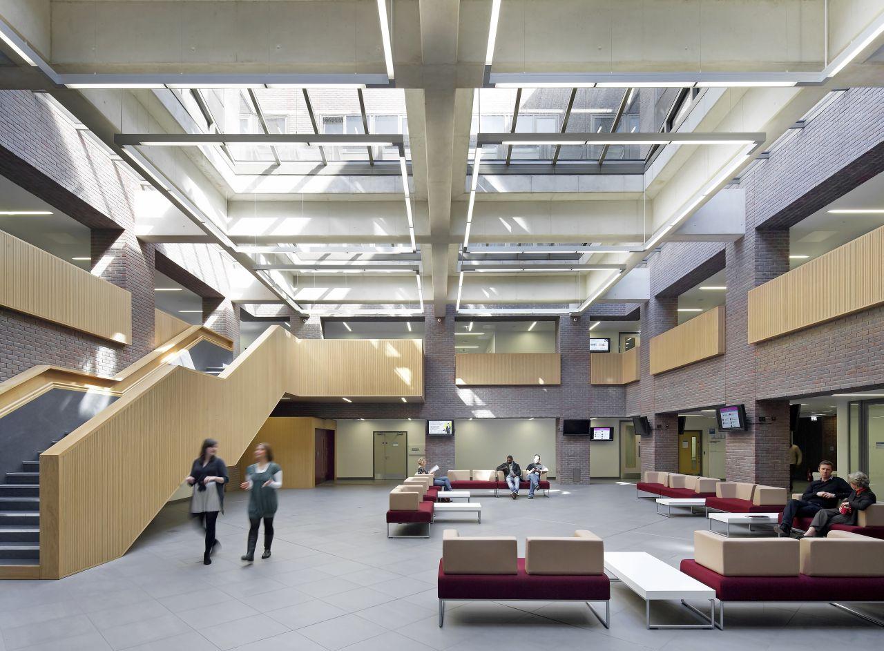 Kingston Business School By HawkinsBrown