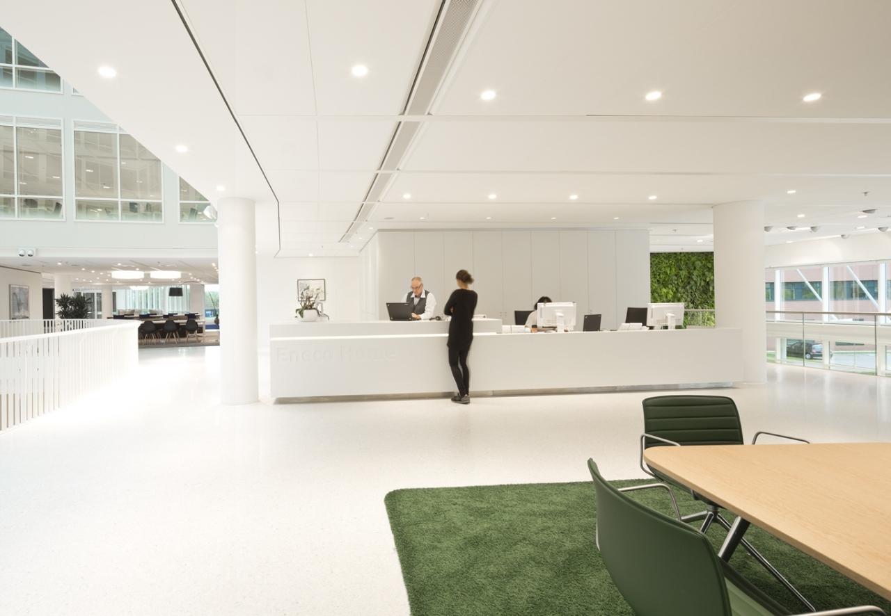 Eneco headquarter rotterdam by hofman dujardin architects for Interior health employee website