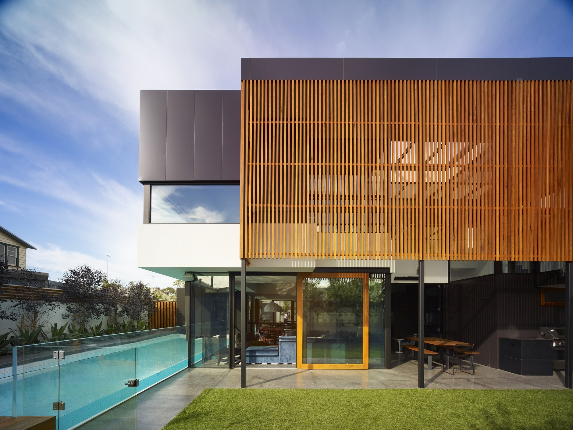 Hope street geelong west by steve domoney architecture for Arquitectura contemporanea