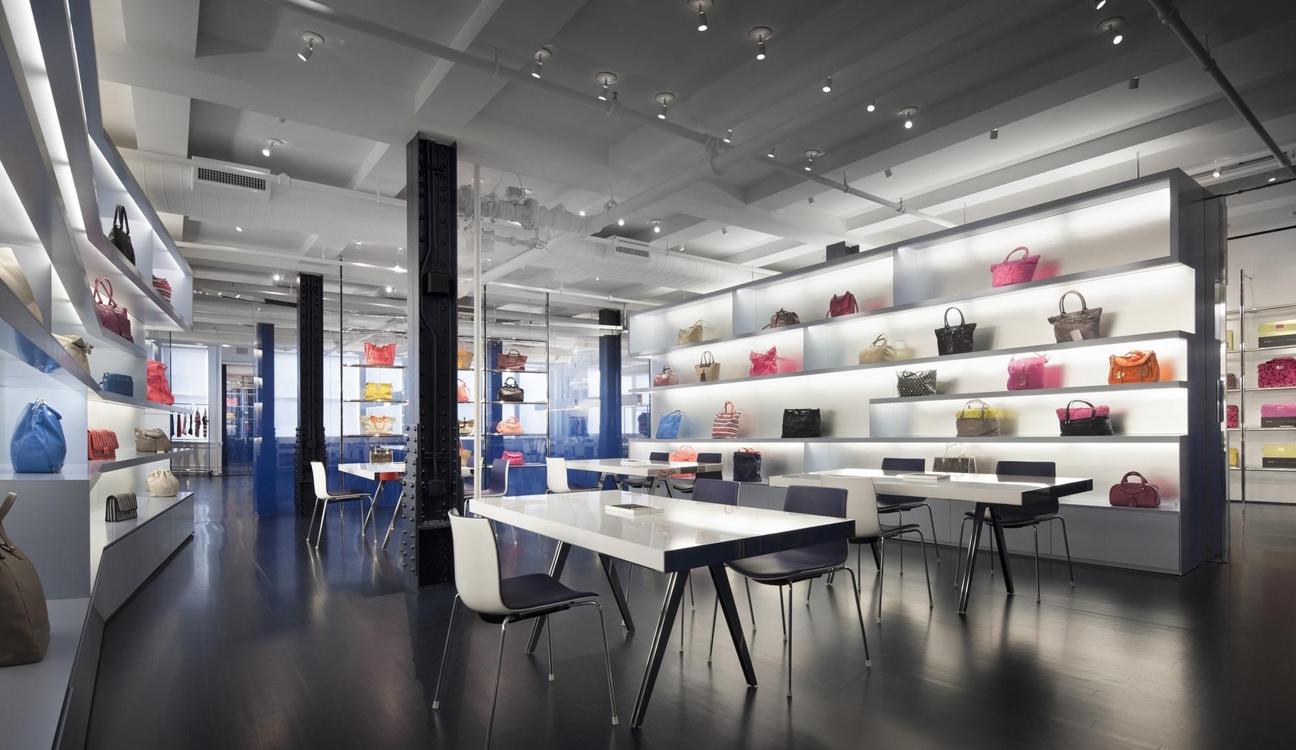 Http Karmatrendz Wordpress Com 2012 10 19 Marc By Marc Jacobs Showroom By Jaklitsch Gardner Architects Pc