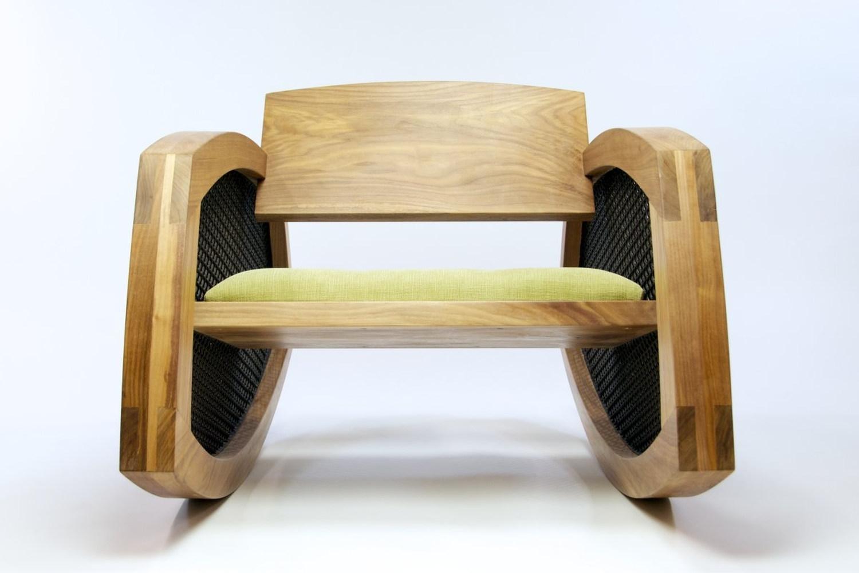 rocking chair by brendan gallagher karmatrendz. Black Bedroom Furniture Sets. Home Design Ideas