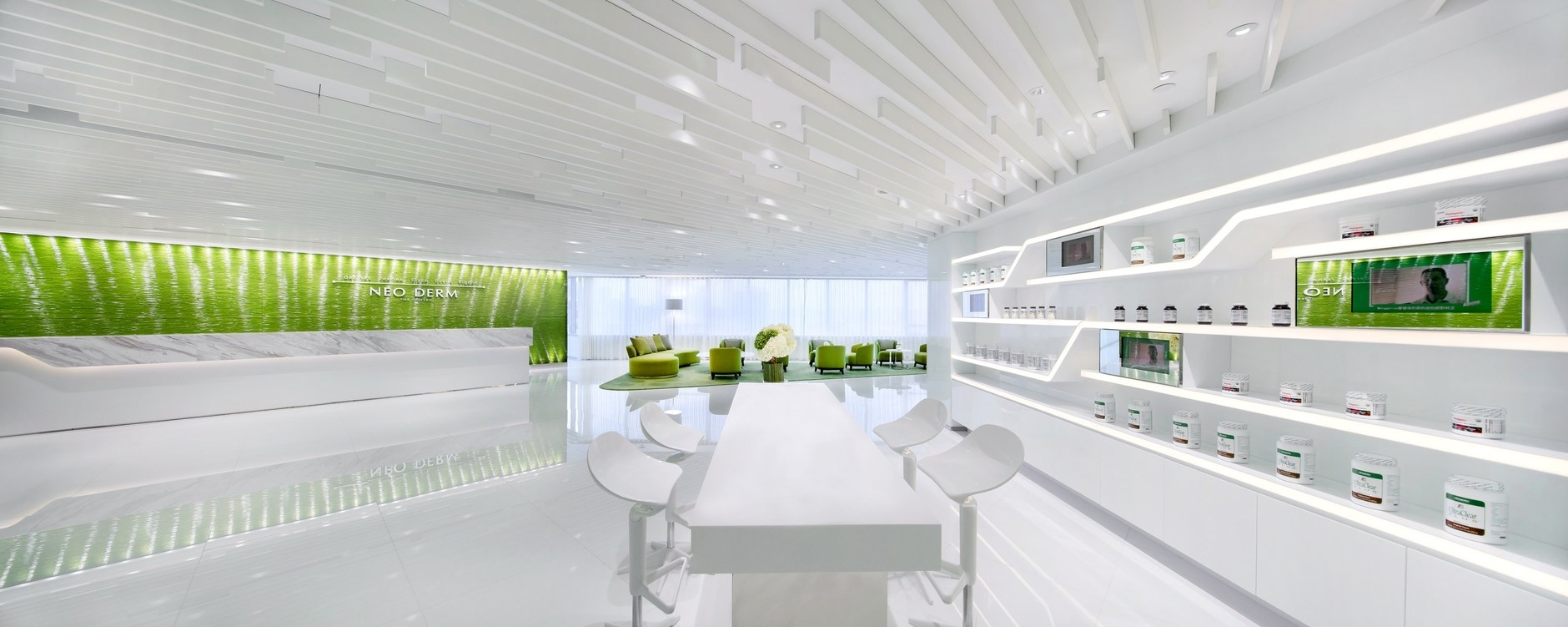 Neo Derm Interior By Beige Design Karmatrendz