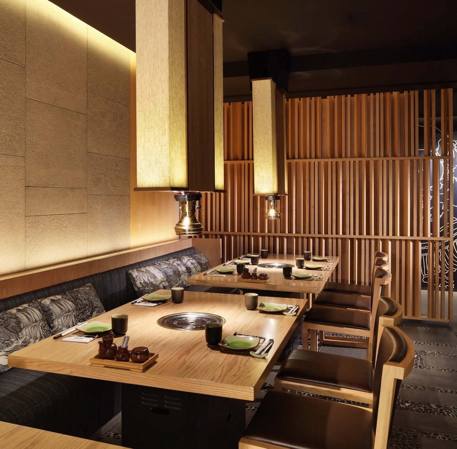 Matsumoto restaurant by golucci international design for Restaurant design