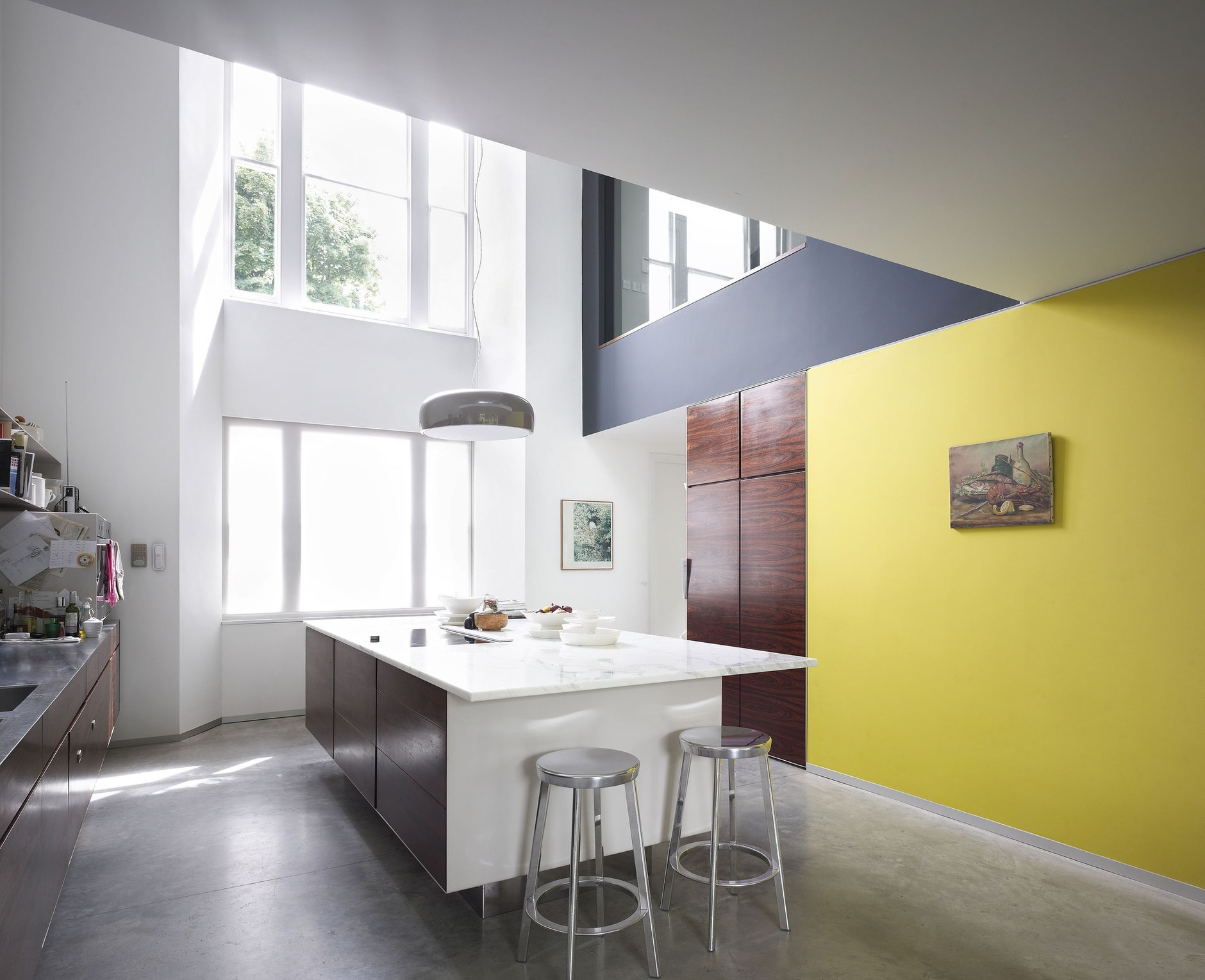 Lens House By Alison Brooks Architects Karmatrendz