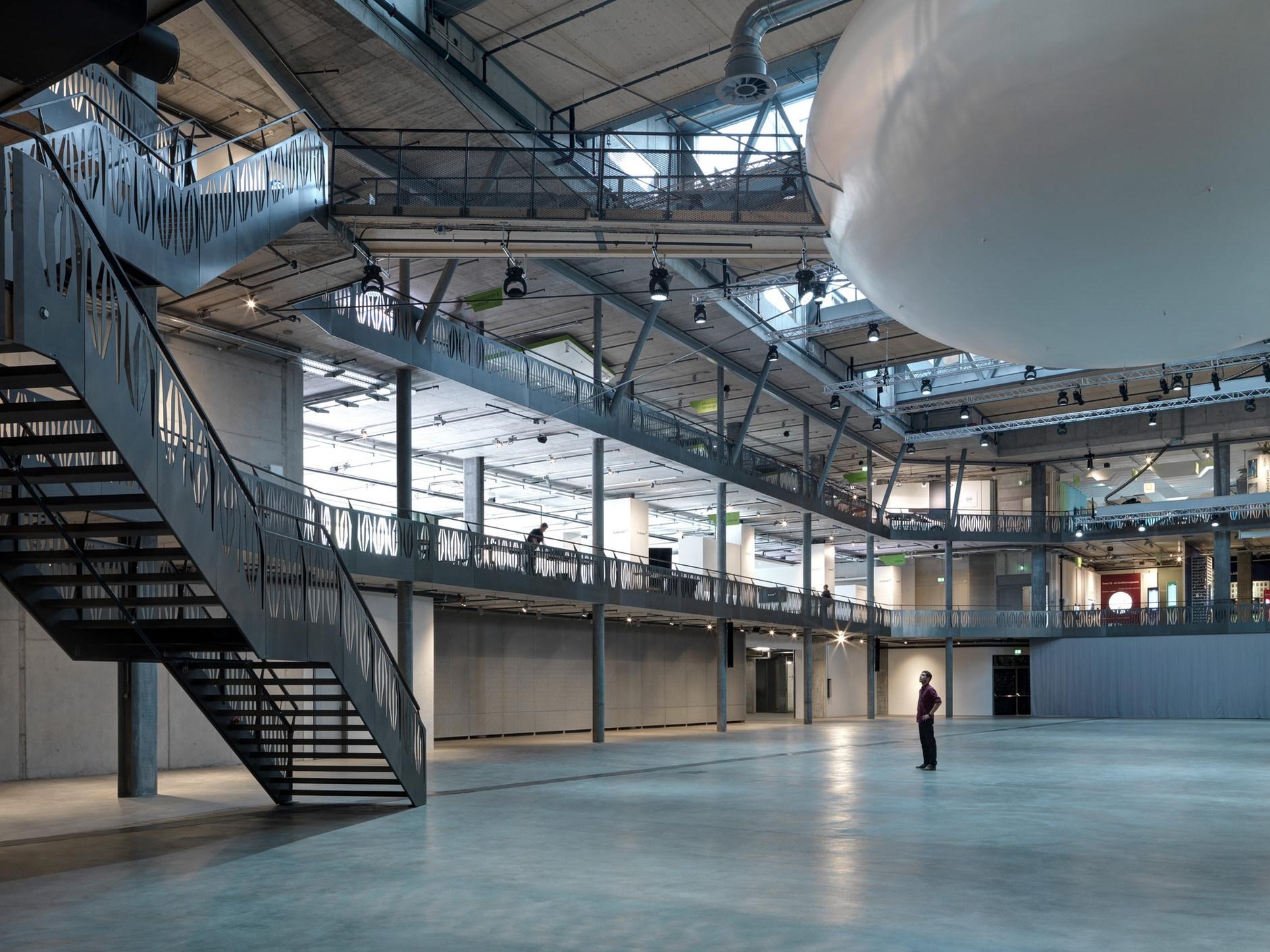 Umwelt Arena By Rene Schmid Architekten Karmatrendz